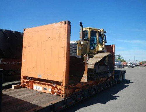 Caterpillar D4H LGP Series III Crawler Tractor
