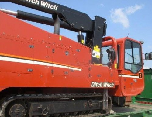 JT 100 Ditch Witch